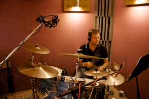james-gilbert-in-session