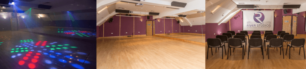 Dance Studio in Southampton