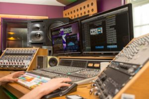 Recording Studio Hampshire