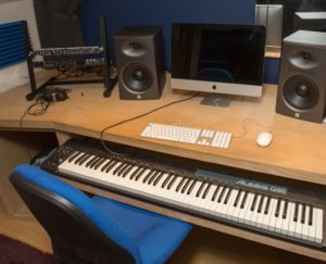Recording Studio in Hampshire