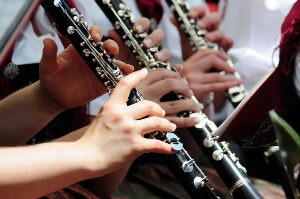 Clarinet lessons in Southampton