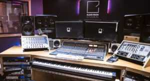 Hampshire recording studio
