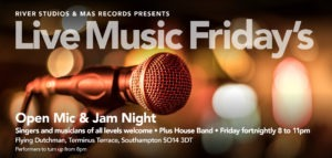 Southampton Open Mic Night